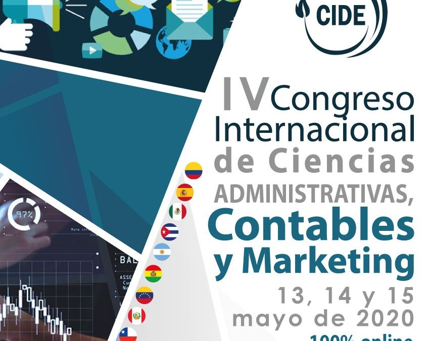 IV Congreso Internacional de Ciencias Administrativas, Contables y Marketing